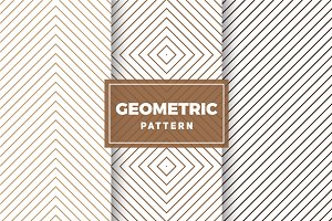 Geometric Vector Patterns #429