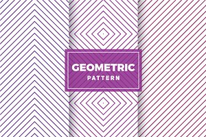 Geometric Vector Patterns #427