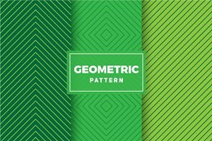 Geometric Vector Patterns #424