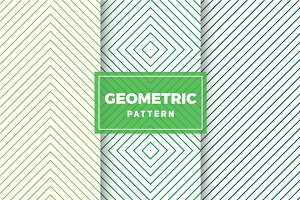 Geometric Vector Patterns #423
