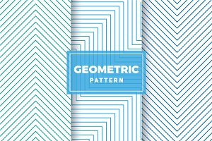 Geometric Vector Patterns #405