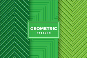 Geometric Vector Patterns #404