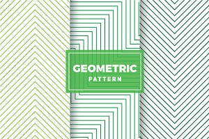 Geometric Vector Patterns #403