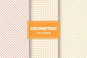 Geometric Vector Patterns #401