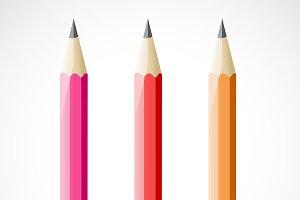 Pencil Vectors