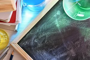 Chemistry tools blackboard elevated2