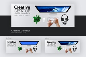 Facebook Creative Desktop Cover 1