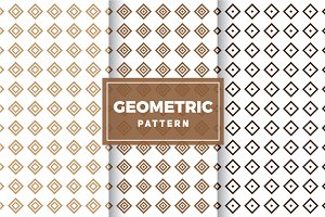 Geometric Vector Patterns #469