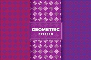 Geometric Vector Patterns #468