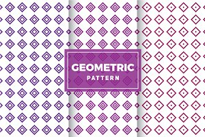 Geometric Vector Patterns #467