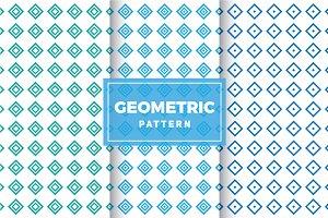 Geometric Vector Patterns #465