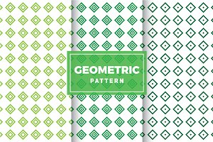 Geometric Vector Patterns #463