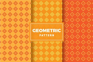 Geometric Vector Patterns #462