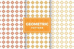 Geometric Vector Patterns #461