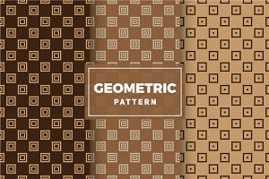 Geometric Vector Patterns #460