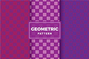 Geometric Vector Patterns #458