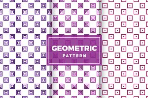 Geometric Vector Patterns #457