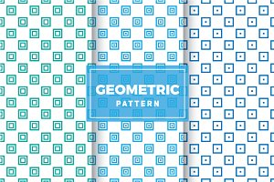 Geometric Vector Patterns #455
