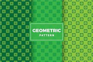 Geometric Vector Patterns #454