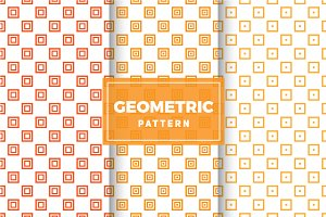 Geometric Vector Patterns #451