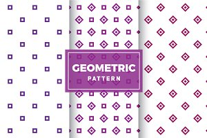 Geometric Vector Patterns #447