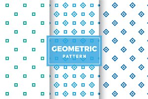 Geometric Vector Patterns #445
