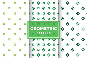 Geometric Vector Patterns #443