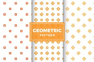 Geometric Vector Patterns #441