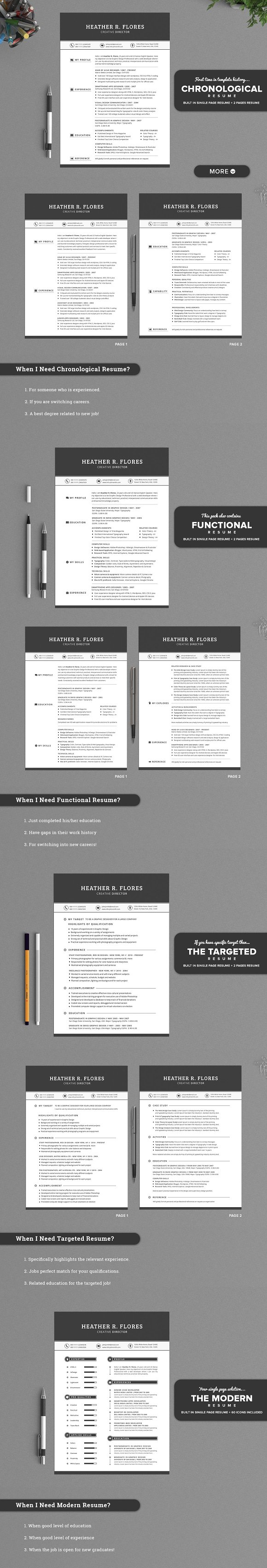 difference between chronological and funtional resume functional resume format