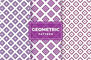Geometric Vector Patterns #487