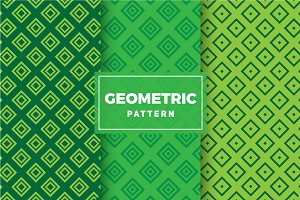 Geometric Vector Patterns #484