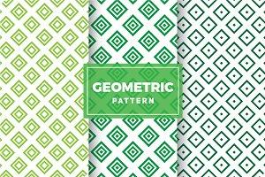 Geometric Vector Patterns #483