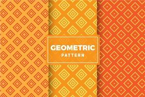 Geometric Vector Patterns #482