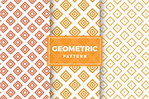Geometric Vector Patterns #481