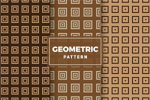 Geometric Vector Patterns #480