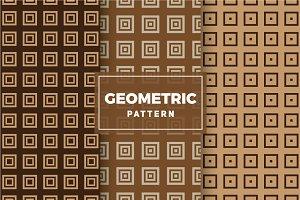 Geometric Vector Patterns #480