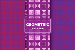 Geometric Vector Patterns #478