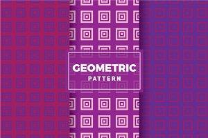 Geometric Vector Patterns #478
