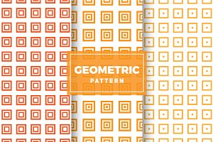 Geometric Vector Patterns #471