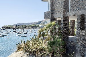 House near the sea in Cadaques