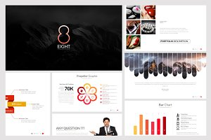Eight Powerpoint Template