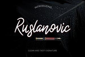 Ruslanovic