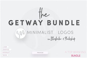 Gateway Minimal Logo Bundle