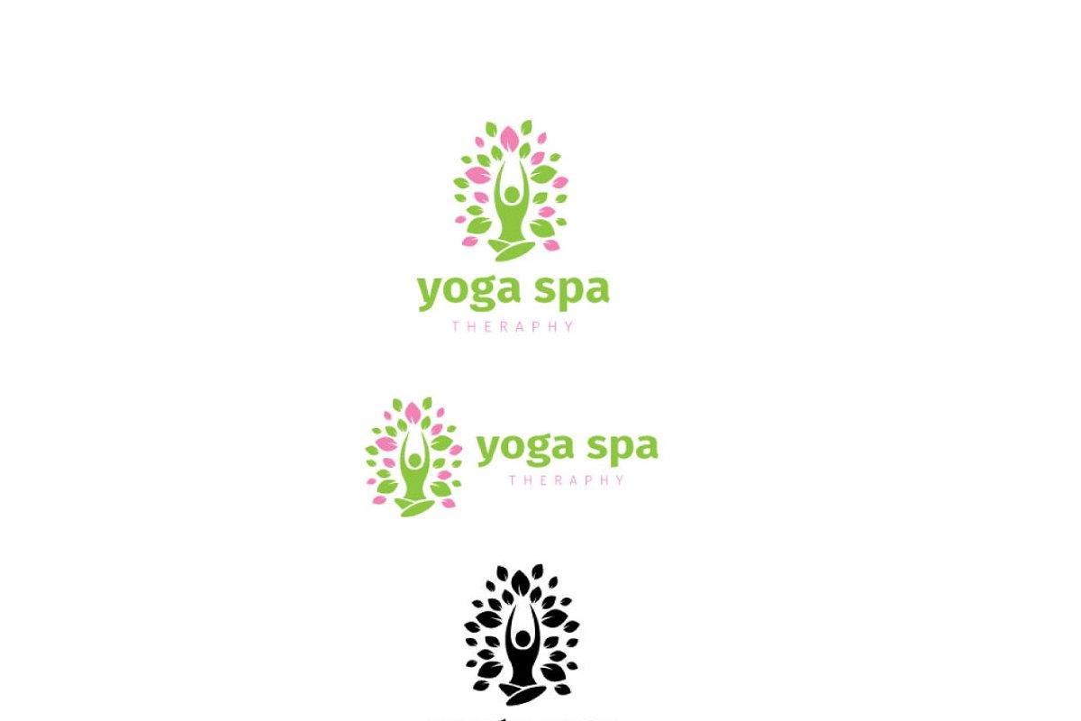 Yoga Spa Logo