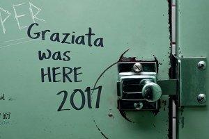 Graziata Felt Tip Marker Font