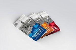 Corporate Tri-Fold Brochure