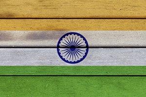 Republic of India flag