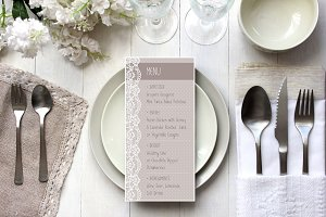 Elegant Wedding Branding Set