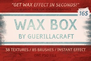 Wax Box - Wax Effect in seconds!