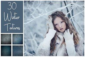 30 Winter Textures